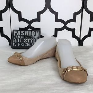 Gianni Bini Tan Flats